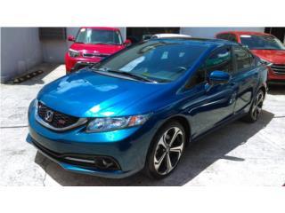 Honda Civic 2015 IMPORTADO, Honda Puerto Rico