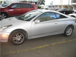 TOYOTA CELICA  GT  2005  $4,900  4 CLS, Toyota Puerto Rico