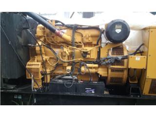 generador cat.-625-k.v.a., Equipo Construccion Puerto Rico