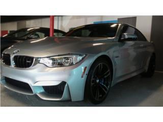 BMW M4 2016 QUE ENAMORA, BMW Puerto Rico