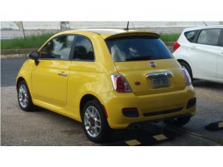 2012 FIAT SPORT HATCHBACK, Fiat Puerto Rico
