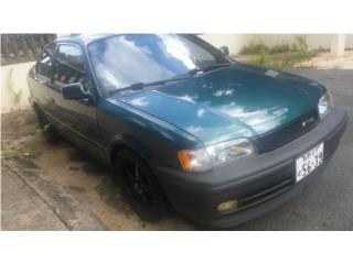 Toyota tercel std.a/c aros musica$2,995.00, Toyota Puerto Rico