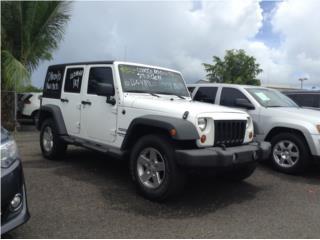 JEEP WRANGLER EXCELENTES CONDICIONES MIRALO!!, Jeep Puerto Rico