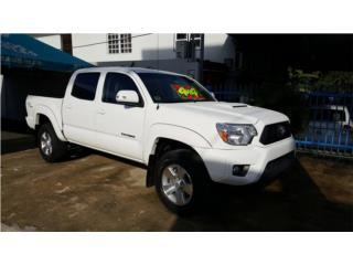 TOYOTA TACOMA SPORT 4 PTS  4X4, Toyota Puerto Rico