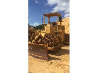 CAT 815 COMPACTOR, Equipo Construccion Puerto Rico