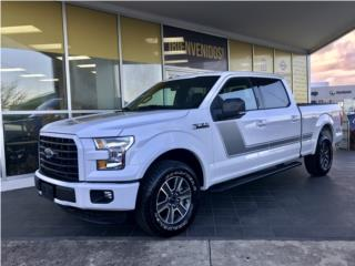 Ford F150 XLT Sport 4X4, Ford Puerto Rico