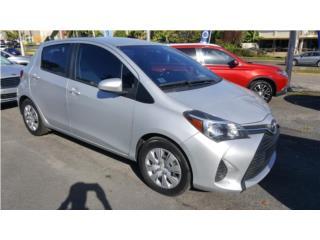 Toyota Yaris 15, Toyota Puerto Rico