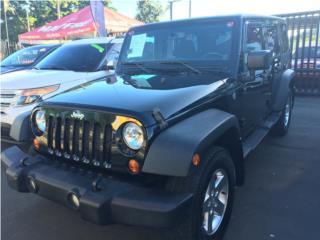 Jeep Wrangler 4x4 $249.00, Jeep Puerto Rico