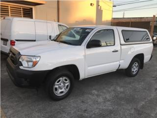 TOYOTA TACOMA 2013 IMPORTADA FINANCIAMIENTO , Toyota Puerto Rico