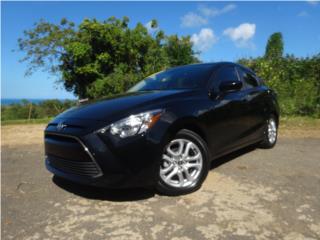 2016 SCION IA (TOYOTA YARIS) IMPORTADO, Toyota Puerto Rico
