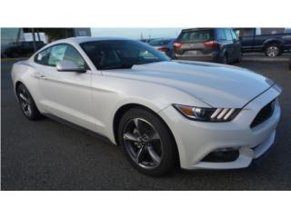 Ford Mustang V6 2017 , Ford Puerto Rico