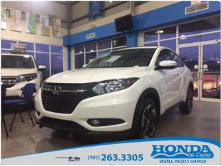 Honda HRV EX 2018**LLAMA HOY**, Honda Puerto Rico