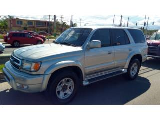 1999 4 RUNNER LIMITED, Toyota Puerto Rico