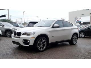 BMW X6 3.5 TURBO 2014 , BMW Puerto Rico