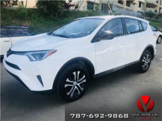 TOYOTA RAV4 - 2017 -$26,995, Toyota Puerto Rico