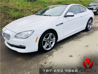 BMW 650i SPORT PREM - 2013-$37,995, BMW Puerto Rico
