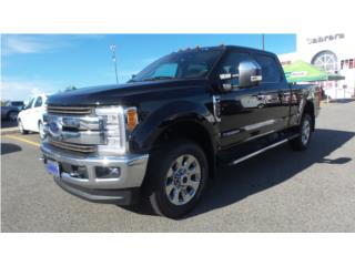 F-250 2017, Ford Puerto Rico