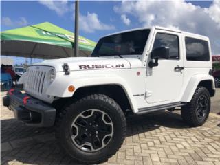 2015 JEEP WRANGLER RUBICON HARDROCK , Jeep Puerto Rico