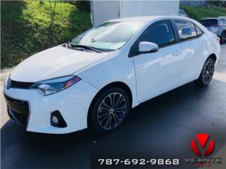TOYOTA COROLLA S - 2014-$16,995, Toyota Puerto Rico