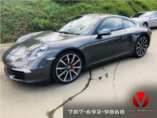PORSCHE CARRERA S PDK - 2013 -$89,995, Porsche Puerto Rico