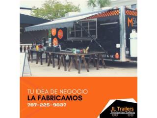 Trailers para Negocio Food Truck, Trailers - Otros Puerto Rico