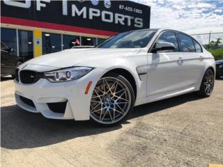 M3,2017 SOLO 6K MILLAS, BMW Puerto Rico
