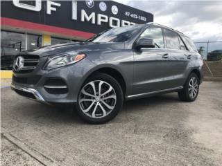 GLE-350,2017 SOLO 9K MILLAS, Mercedes Benz Puerto Rico