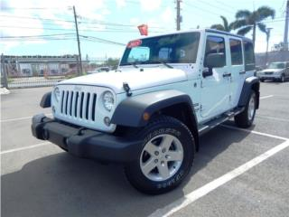 2015 Jeep Wrangler Unlimited Sport, Jeep Puerto Rico