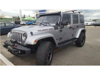Jeep Rubicon X 10 Aniver. 2013 Super Charger , Jeep Puerto Rico