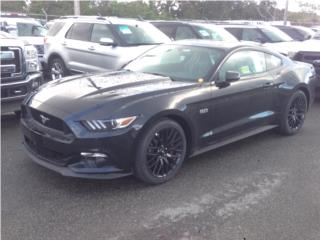 FORD MUSTANG GT 2017, Ford Puerto Rico