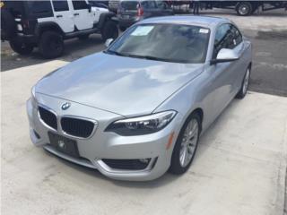 BMW 228I 2014 CON PAGO DE 420 MENSUAL , BMW Puerto Rico