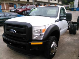 FORD F-450 DIESEL CHASIS 2011, Ford Puerto Rico