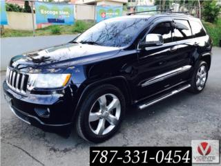 JEEP GRAND CHEROKEE LIMITED - 2011\$18,995, Jeep Puerto Rico