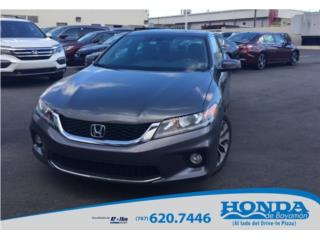 HONDA ACCORD COUPE 2015, Honda Puerto Rico
