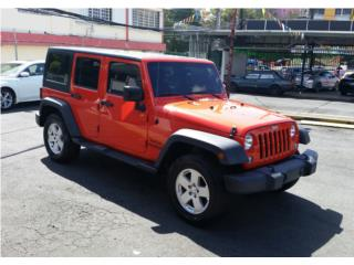 JEEP WRANGLER 2015, Jeep Puerto Rico