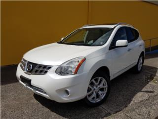 NISSAN/ROGUE-SL/2011/AWD/IMP/EQUIPADA , Nissan Puerto Rico