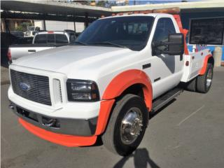FORD GRUA 450 TURBO DIESEL 2006 SOLO $20,995, Ford Puerto Rico
