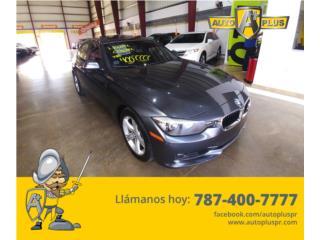 BMW 3 Series 2014 Gris, BMW Puerto Rico