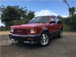 1993 GMC TYPHOON DE COLECCION, GMC Puerto Rico
