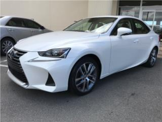IS 200T ENTRY LEVEL- SAFETY SYSTEM, Lexus Puerto Rico