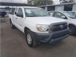 Toyota Tacoma 2012 , Toyota Puerto Rico