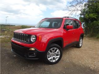 2016 JEEP RENEGADE LATITUDE 4X4 , Jeep Puerto Rico