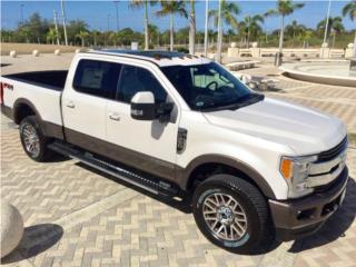 FORD F 250 KING RANCH 4X4 2017 DIESEL, Ford Puerto Rico
