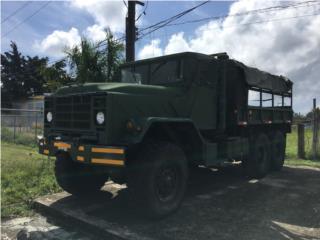 Sapa ejército motor cummins automatica 6x6 , Equipo Construccion Puerto Rico