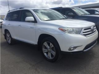 Highlander Limited 45K Millas Extra Clean, Toyota Puerto Rico