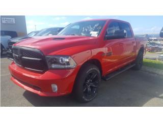 Ram 1500 Night Edition 2017 4x4, Dodge Puerto Rico