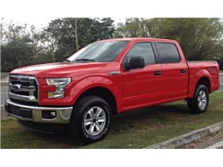 FORD F150 XLT 4X4 2016 (IMPORTADA), Ford Puerto Rico