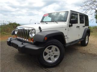 WRANGLER X, Jeep Puerto Rico