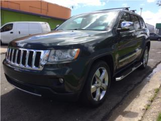 Grand Cherokee Limited 2011 Hemi, Jeep Puerto Rico