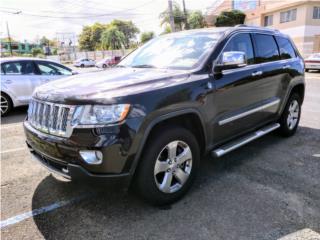 2012 GRAND CHEROKEE OVERLAND SUMMIT 4X4**, Jeep Puerto Rico